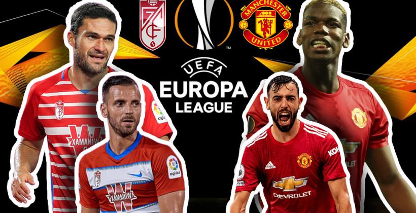 Гранада - Манчестер Юнайтед: онлайн трансляция матча в прямом эфире