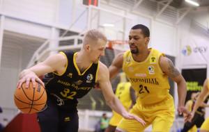 Суперлига. Киев-Баскет в овертайме вырвал победу у Тернополя, победы Прометея и Николаева