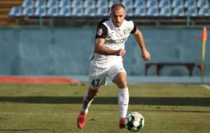 Днепр-1 может арендовать защитника Динамо Вантуха