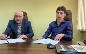 Металл подписал договор о сотрудничестве с женской командой Жилстрой-1