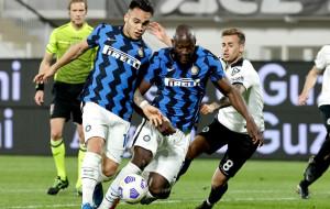 Интер потерял очки в матче со Специей