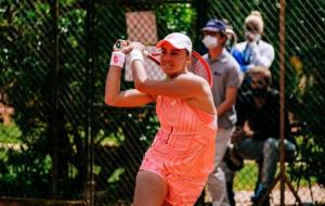 Калініна вийшла в півфінал турніру ITF в Оейраші