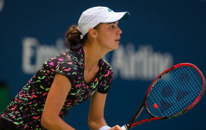 Калинина вышла в 1/8 финала турнира ITF в Оэйраше