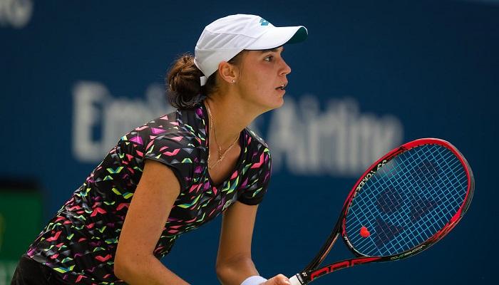 Калинина вышла в четвертьфинал турнира в Португалии