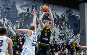 Днепр обыграл Киев-Баскет в матче лидеров Суперлиги