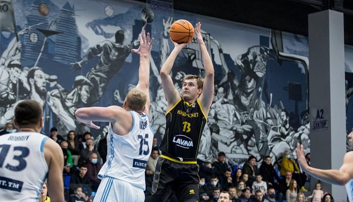 Дніпро обіграв Київ-Баскет у матчі лідерів Суперліги