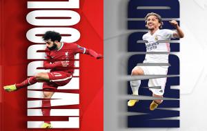 Ливерпуль — Реал Мадрид где смотреть онлайн трансляцию Лиги чемпионов