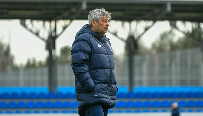 Луческу: «Мне что-то кричали так называемые болельщики, они не поддерживают команду и футболистов»