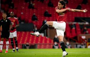 Кавани признан игроком недели в Лиге Европы