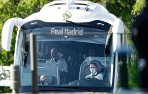 Клубний автобус Реала атакували перед матчем проти Ліверпуля