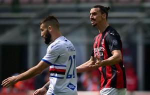 Милан — Сампдория. Видео обзор матча за 3 апреля