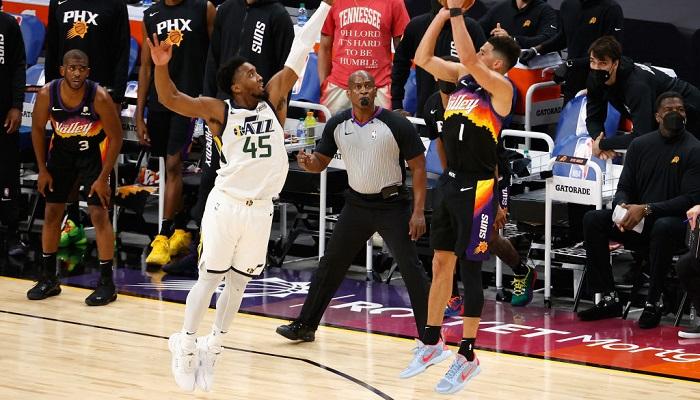 НБА: Фінікс в овертаймі обіграв Юту, Бруклін розгромив Нью-Орлеан