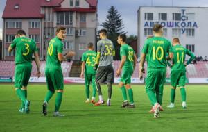 Тернопольской Ниве засчитали техническое поражение в матче с Горняком-Спорт