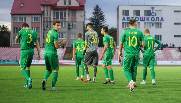 Тернопільській Ниві зарахували технічну поразку в матчі з Гірником-Спорт