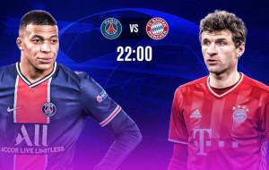 ПСЖ – Бавария где смотреть онлайн трансляцию Лиги чемпионов