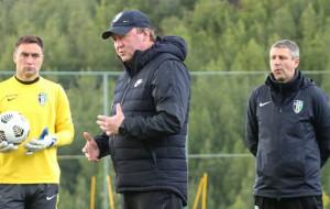 Тренер Олександрії U-19 Гура може замінити Шарана в першій команді — журналіст