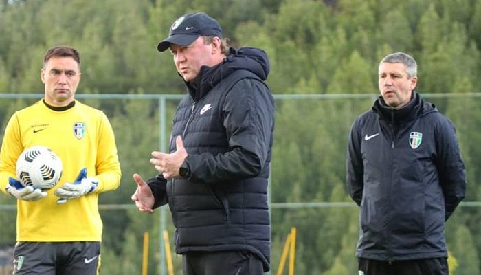 Тренер Александрии U-19 Гура может сменить Шарана в первой команде — журналист