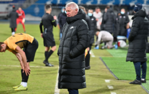 Тренер Агробизнеса Чижевский: «Первым номером играть с таким Динамо нет смысла»