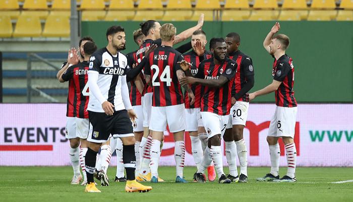 Милан – Сассуоло где смотреть онлайн трансляцию матча