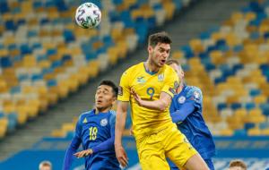 Что пошло не так у сборной Украины в матче с Казахстаном