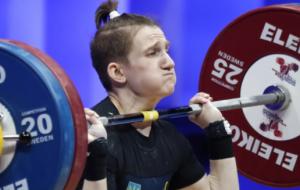 Украина выиграла медальный зачет ЧЕ-2021 по тяжелой атлетике в Москве