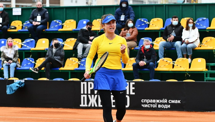 Світоліна виграла перший матч збірної України в поєдинку з Японією