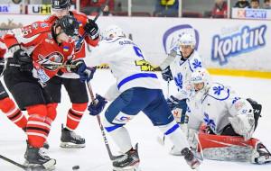 Донбасс выиграл третий матч в финальной серии УХЛ с Соколом