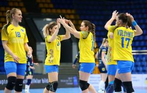 Жіноча збірна України з гандболу не зуміла пробитися на чемпіонат світу