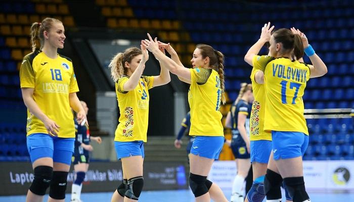 Женская сборная Украины по гандболу не сумела пробиться на чемпионат мира