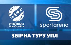 Андрієвський, збірник Азербайджану й атака Ворскли – вся збірна 22-го туру Favbet Ліги