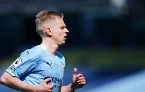 Зінченко вийде в основі Манчестер Сіті проти Астон Вілли