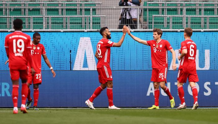 Бавария – Байер где смотреть в прямом эфире трансляцию матча