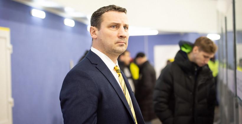Тренер Донбасса Микульчик: «Есть моменты, которые нужно доработать»