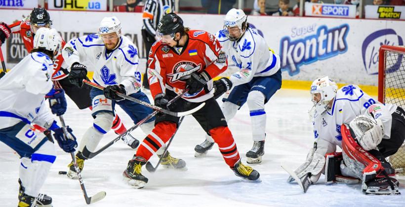 Донбас розгромив Сокіл у другому матчі фінальної серії плей-офф УХЛ