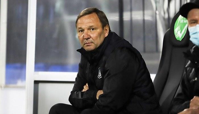 Калитвинцев: «У Олимпика был страх потери победы в конце матча с Зарей, но я это понимаю»