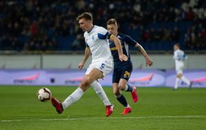 Динамо — СК Днепр-1 1:0 онлайн трансляция матча