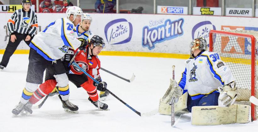 Донбас переміг Дніпро і у другому матчі півфінальної серії плей-оф УХЛ