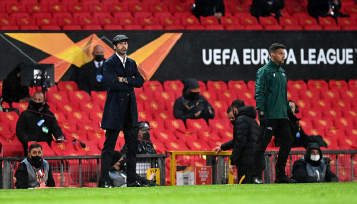 Фонсека: «Важко пояснити, чому Рома так жахливо зіграла в другому таймі»