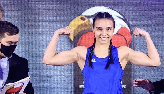 Украинка Лакийчук стала серебряной призеркой молодежного чемпионата мира по боксу в Польше