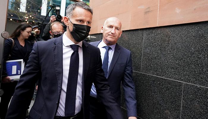 Гиггз не признал вину в нападении на двух женщин