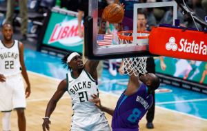 Потужний данк Холідея — момент дня в НБА (відео)