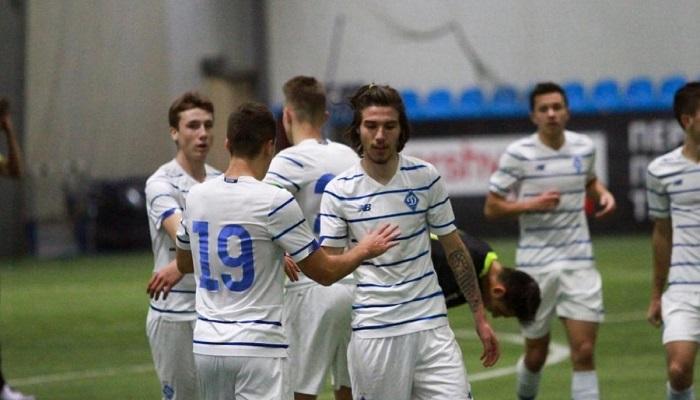 Динамо U-21 выиграло молодежный чемпионат Украины