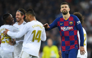 Реал — Барселона 2:1 онлайн трансляция матча