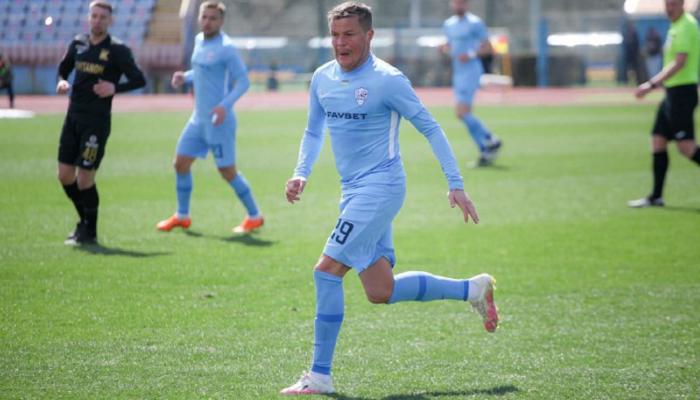 Полузащитник Миная Кожанов выбыл до конца сезона из-за мышечной травмы
