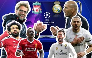 Ливерпуль — Реал Мадрид 0:0 онлайн трансляция матча