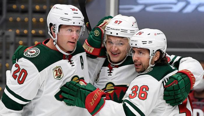 НХЛ: Миннесота обыграла Сан-Хосе и вышла в плей-офф, победы Вашингтона и Ванкувера