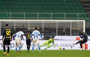 Наполи — Интер 1:1 онлайн трансляция матча