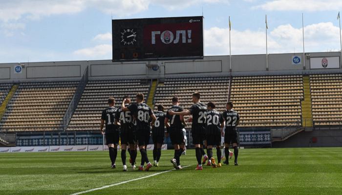 Олимпик – Заря где смотреть онлайн трансляцию матча