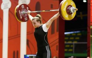 Украинская тяжелоатлетка Деха выиграла три золота на ЧЕ-2021 в Москве