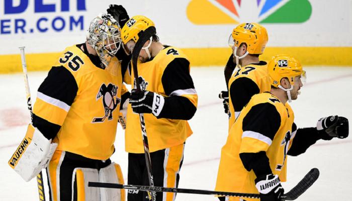 НХЛ: Питтсбург минимально обыграл Бостон, победы Рейнджерс, Филадельфии и Тампы